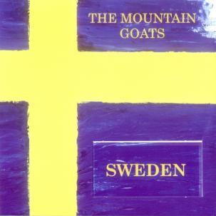 Mountain Goats - Sweden CD
