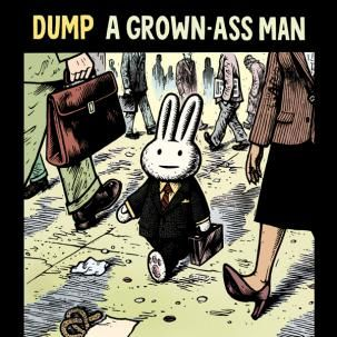 Dump - A Grown-Ass Man CD