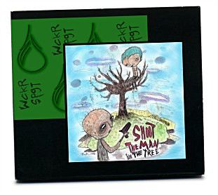 Wckr Spgt - Shoot The Man In The Tree CD