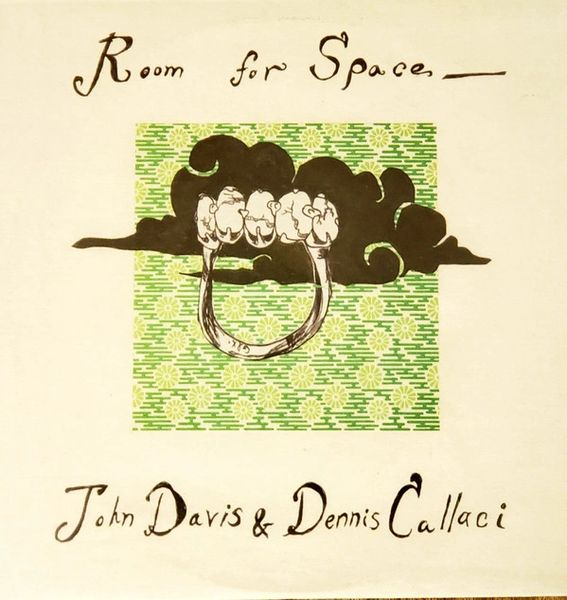 John Davis & Dennis Callaci - Room For Space LP