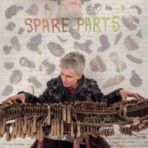 John Davis - Spare Parts 2xLP