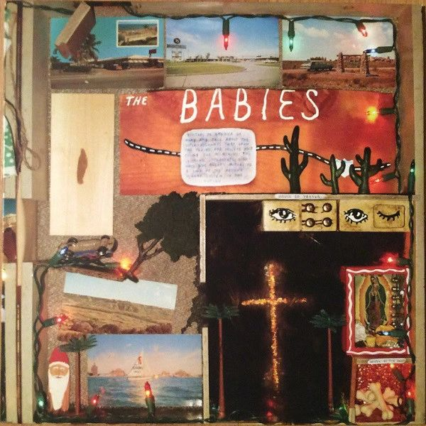 The Babies - S/T LP (ft. Kevin Morby & Cassie Ramone [Vivian Girls])