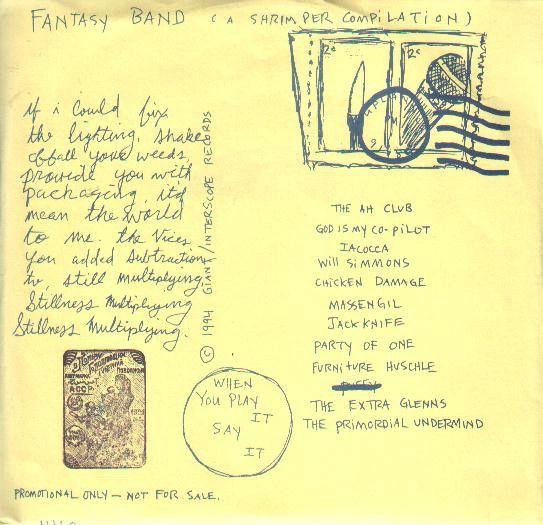 "v/a - Fantasy Band 7"""