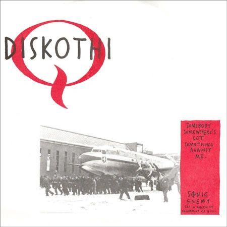 "Diskothi-Q / Messengil - Split 7"""