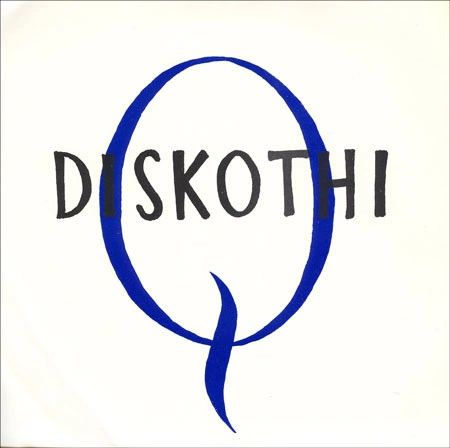 Diskothi-Q - Hit The North 7""