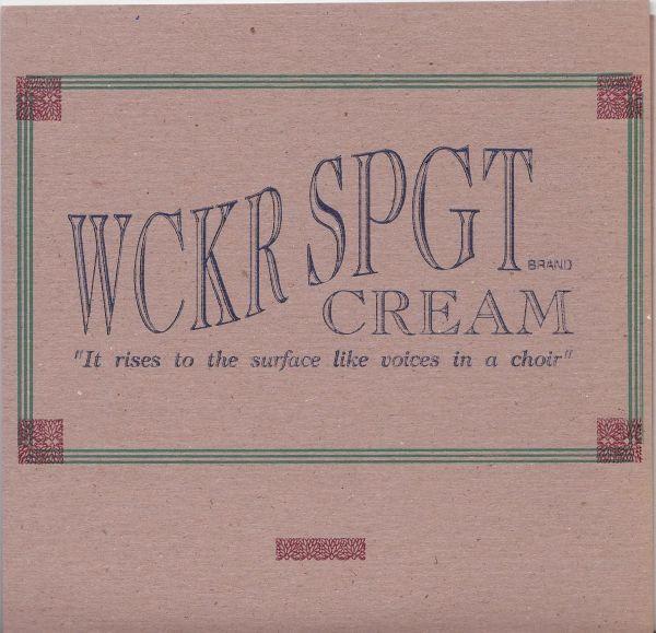 """Wckr Spgt - Cream 7"""""""