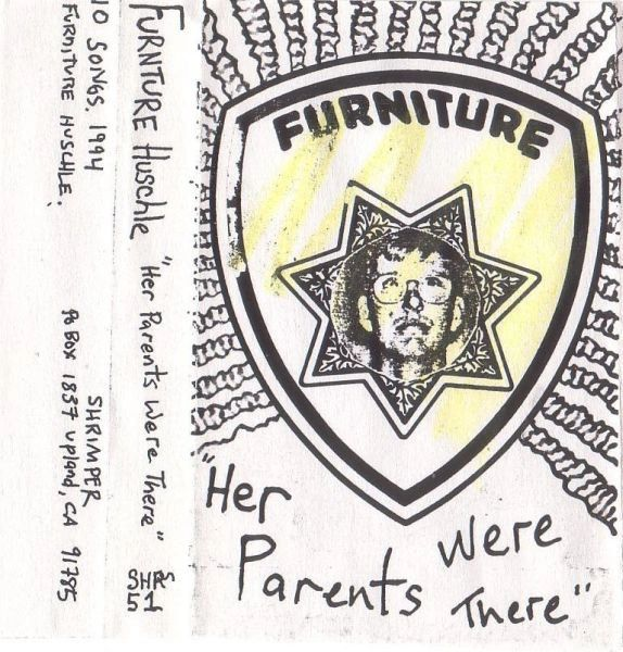 Furniture Huschle - Her Parents Were There Cassette