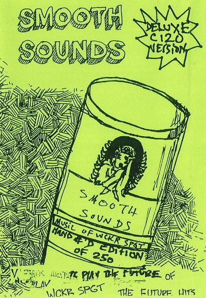 V/A: Smooth Sounds - Various Artists Play The Future Hits Of WCKR SPGT Cassette