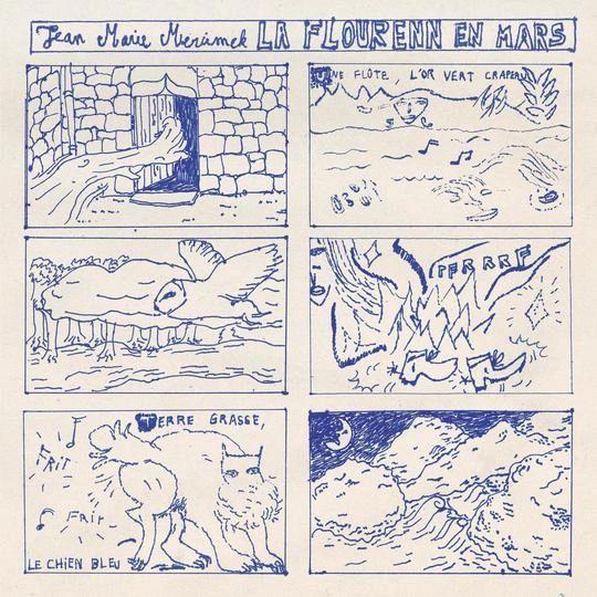 Jean-Marie Mercimek: La Flourenn En Mars LP (French Synth, 250 ltd ed)