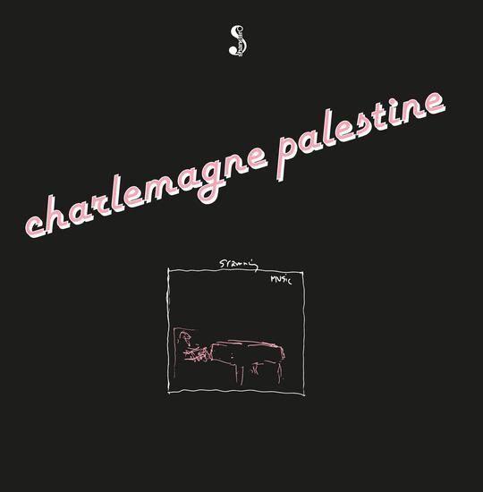 Charlemagne Palestine: Strumming Music LP (Aguirre)
