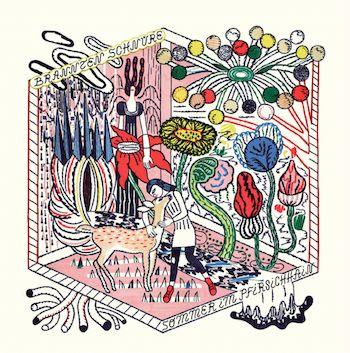 Brannten Schnüre: Sommer Im Pfirsichhain LP (Aguirre)