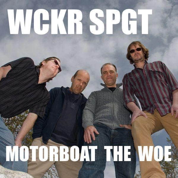Wckr Spgt: Motorboat the Woe CD (Shrimper)