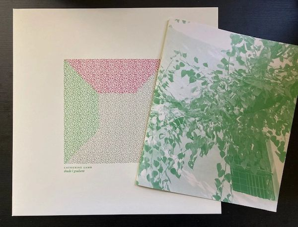 Lamb, Catherine: Shade/Gradient LP (Black Pollen Press)