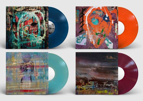 Montgomery, Roy: 2021 4xLP Series - Colored Vinyl (Subscription Pre-Order)