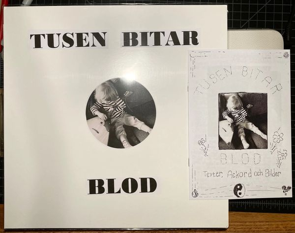 BLOD: Tusen Bitar LP (Ltd to 250)
