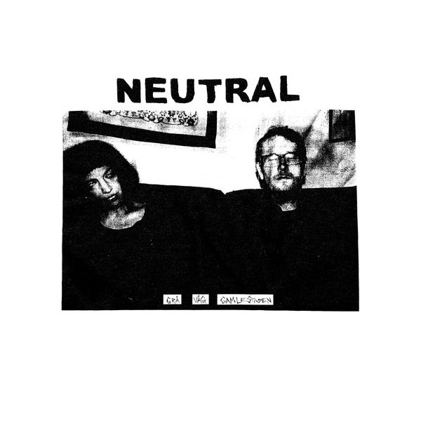 Neutral: Grå Våg Gamlestaden LP PRE-ORDER w/Bonus LP Option