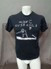 DEAD C EUSA KILLS T-SHIRT