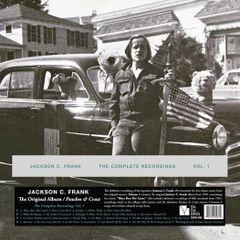 FRANK, JACKSON C.: THE COMPLETE RECORDINGS Volume 1 (2LP)
