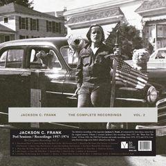 FRANK, JACKSON C.: THE COMPLETE RECORDINGS Volume 2 (2LP)