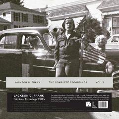 FRANK, JACKSON C.: THE COMPLETE RECORDINGS Volume 3 (2LP)