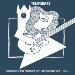 V/A: Temporary: Selections from Dunedin's Pop Underground 2011-2014 CD