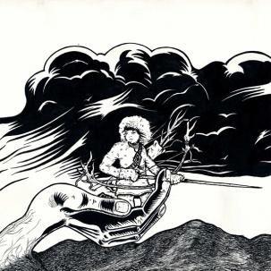 TWINSISTERMOON: The Snowbringer Cult LP