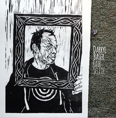 BASER, DARRYL: Raw Selfie LP