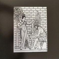 JOYNER, SIMON & the GHOSTS: Salt Across Your Graves EP CDR