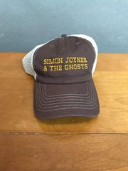 SIMON JOYNER & The GHOSTS EMBROIDERED TRUCKER HAT