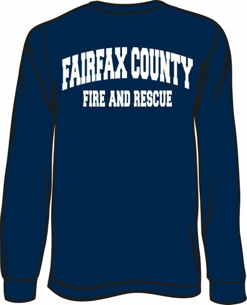 Fire & Rescue Long-Sleeve T-Shirt