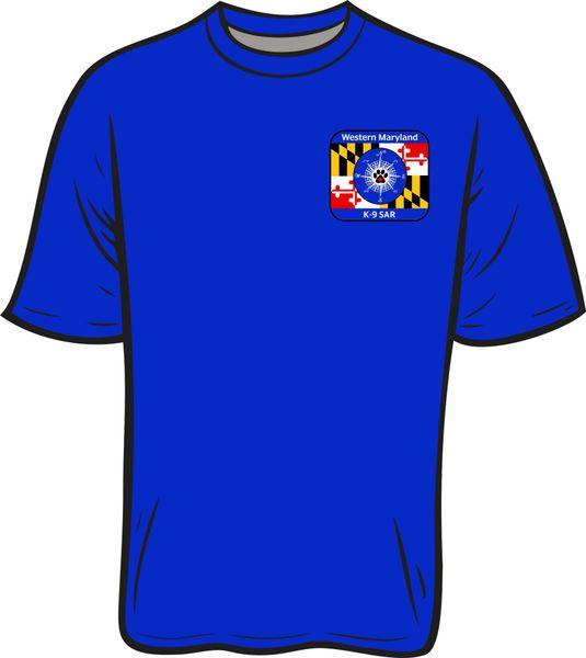 Western MD K9 T-Shirt