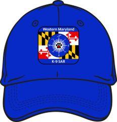 Western MD K9 Hat