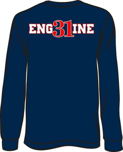 FS431 Engine Long-Sleeve T-Shirt