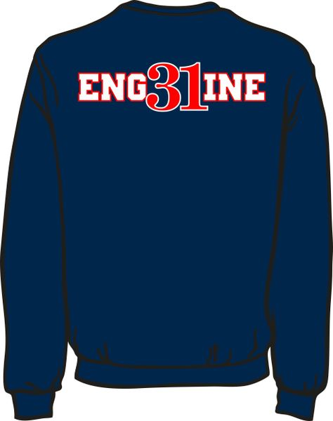 FS431 Engine Sweatshirt