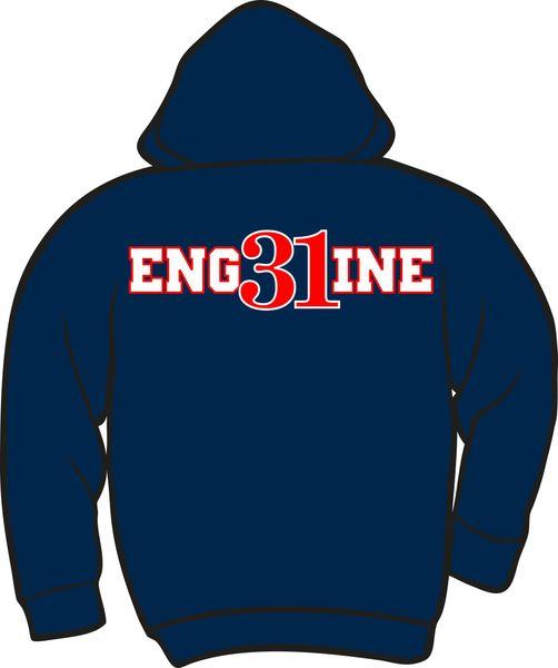 FS431 Engine Hoodie