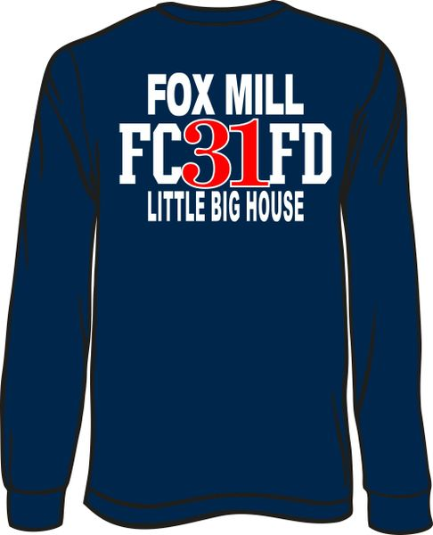 FS431 Fox Mill 31 Long-Sleeve T-Shirt