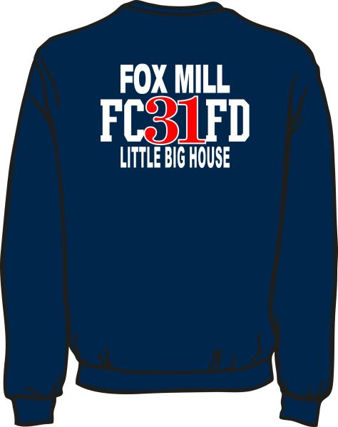 FS431 Fox Mill 31 Sweatshirt