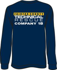 FS418 Technical Rescue Long-Sleeve T-shirt