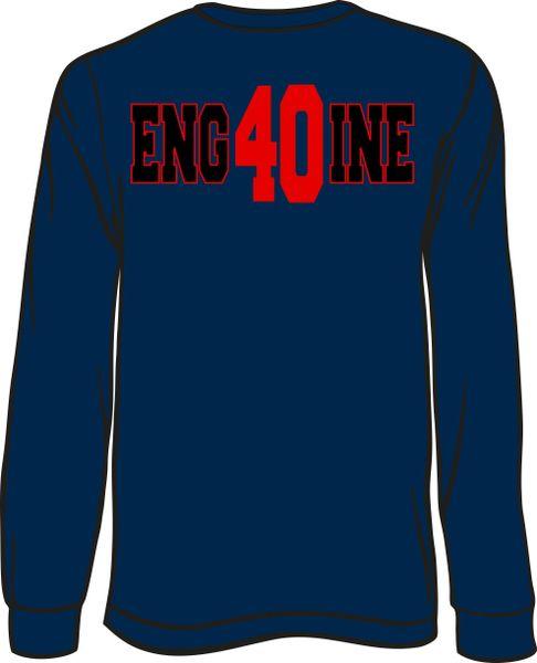FS440 Eng40ine long-sleeve shirt