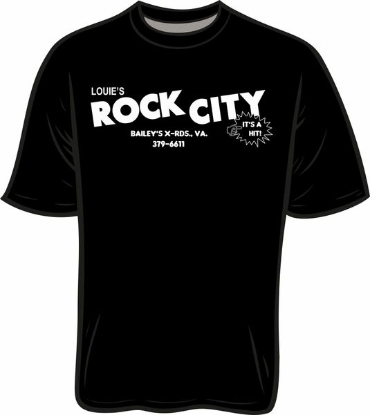 Louie's Rock City T-Shirt