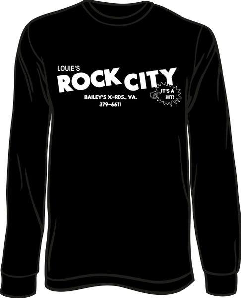 Louie's Rock City Long-Sleeve T-Shirt