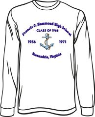 Hammond High School Long-Sleeve T-Shirt