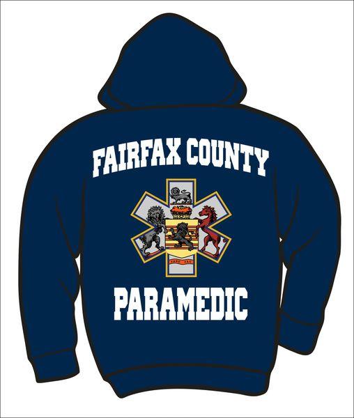 Paramedic Hoodie - Heavyweight