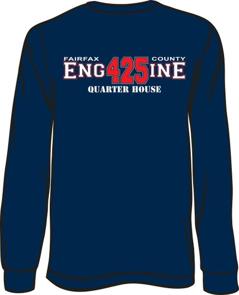 FS425 Engine Long-Sleeve T-Shirt