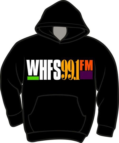 WHFS 99.1 Hoodie