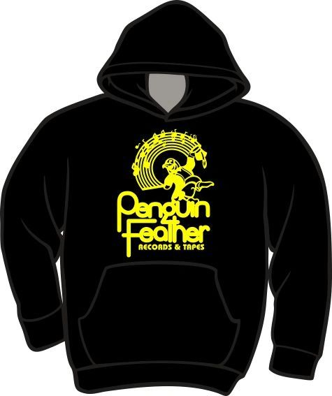 Penguin Feather Hoodie