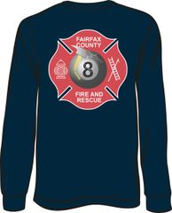 FS408 8-Ball Long-Sleeve T-shirt