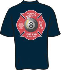 FS408 8-Ball T-shirt