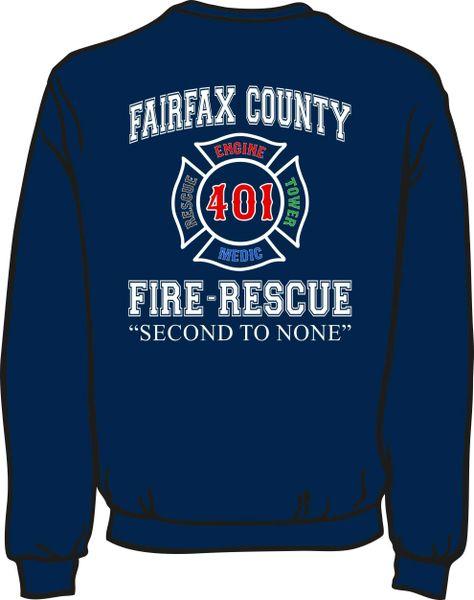 FS401 Shield Heavyweight Sweatshirt