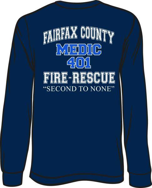 FS401 Medic Long-Sleeve T-Shirt